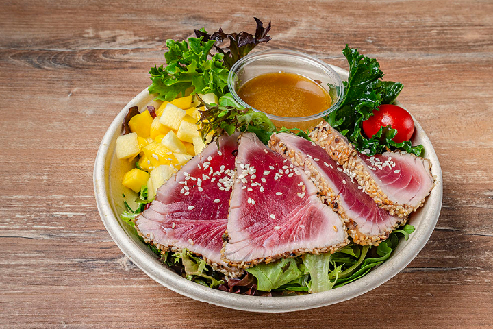 Exotic salad (tuna)