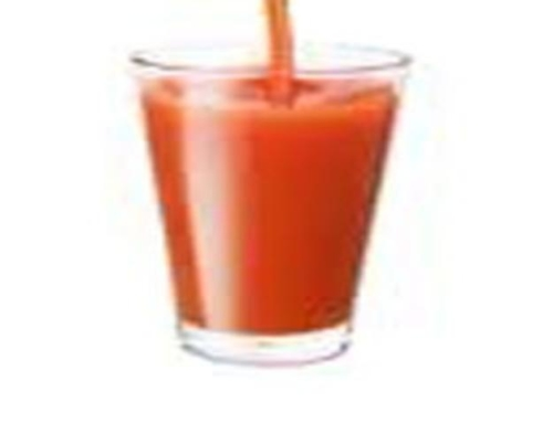 "Fresh ""Opaline"" Apple/Carrots Juice"